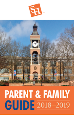 Parent Guide & Resources | Office of Parent Relations | Sam